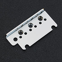 003-6527-000 American Deluxe/Ultra Strat Chrome Bridge Top Plate
