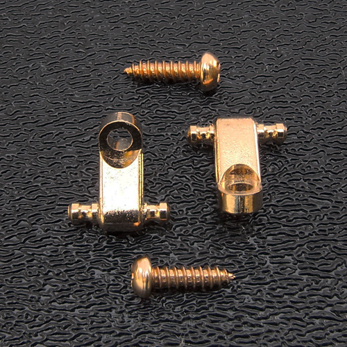 003-9475-049 - Genuine Fender American Series Gold String Guides
