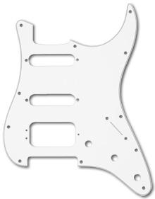 Fender Stratocaster Pickguards - HSS Standard 11 Hole