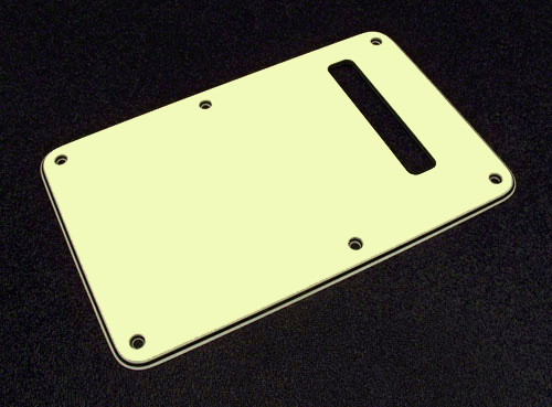 005-4029-000 Fender Stratocatster Mint Green 3 Ply Back Plate