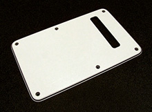 005-6212-000 - Genuine Fender 3 Ply Parchment Back Plate