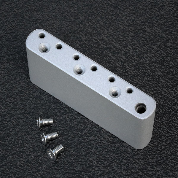 007-2290-000 - Genuine Fender American Special / Highway One (2006+) Steel Tremolo Block