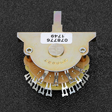 007-8776-000 Fender Discrete/Com 5-Way Pickup Selector Switch