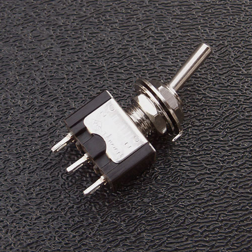 060-335 - SPDT On-On Mini-Toggle Switch