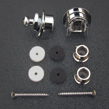 099-0690-000 - Fender/Schaller Strap Locks and Buttons Set