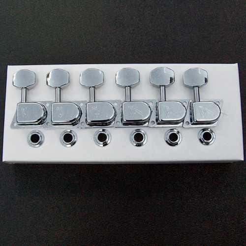 099-0822-100 0990822100 - Fender 1970s F Series Chrome Tuning Keys