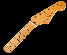 099-1002-921 - Fender Stratocaster Vintage 50s Soft V 21 Fret 7.25'' Radius Maple Neck