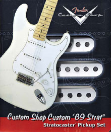 099-2114-000 - Fender® Custom Shop Custom '69 Stratocaster® Pickup Set