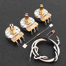 099-2115-555 Vintage Noiseless Pickup Set Strat Wiring Kit