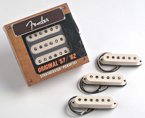 099-2117-000 0992117000 - Fender Original '57/'62 Strat Pickup Set