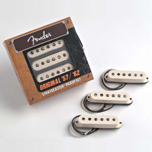 099-2117-000 - Fender® Original '57 / '62 Stratocaster® Pickup Set