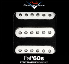 099-2265-000 - Fender Custom Shop Fat '60s Stratocaster Pickup Set