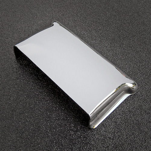 099-2270-000 0992270100 - Fender Chrome Bridge Cover (Ash Tray)