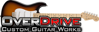 OverDrive Custom Guitar Works