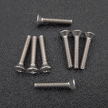 Countersunk Pickup Mounting Screws