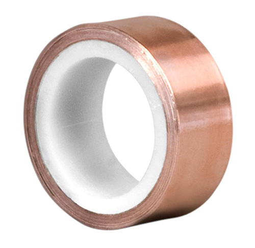 "CFT-2CA - Conductive Acrylic Adhesive 2"" Width Copper Foil Shielding Tape"