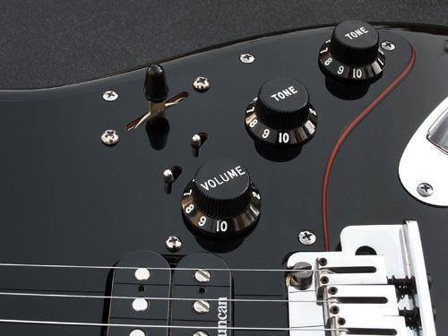 Custom Double Recessed Mini-Toggle Switch Pickguard Kit For Super ...