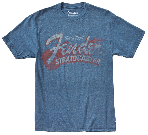 910-1290-#87 Fender Since 1954 Stratocaster T-Shirt