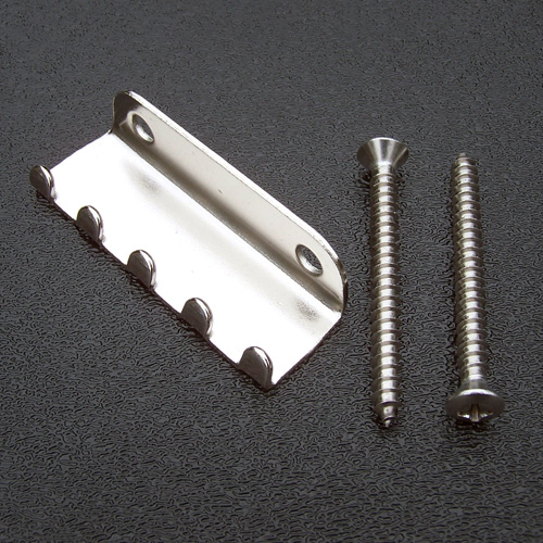 BP-0109-001 - Stratocaster Tremolo Claw and Mounting Screws