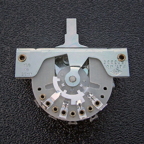 CRL 5-Way Selector Switch