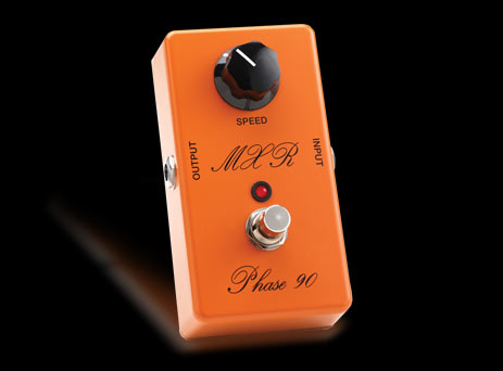 MXR CSP-101SL Custom Shop Script Phase 90 With LED