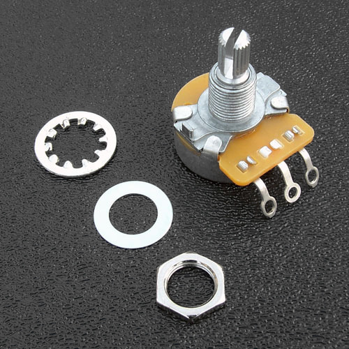 CTS 250K No-Load Split Shaft Tone Potentiometer