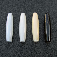 099-4935-000, 099-4933-000, 099-4934-000, 005-6250-000 - Fender Stratocaster Tremolo Arm Tips, White, Parchment, Aged White and Black