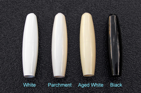Fender Stratocaster Tremolo Arm Tips Aged White Guitar & Bass ...