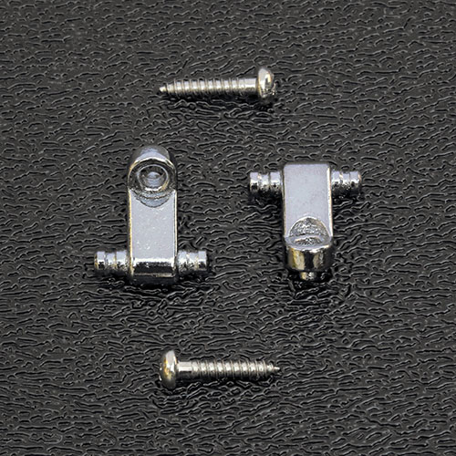 KAS11C - Kluson Chrome String Guides For Fender American Series Strat