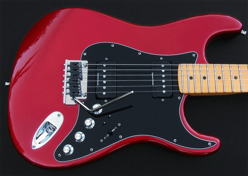 Fender Locking Tuners >> Custom P90/RSC-422 Strat