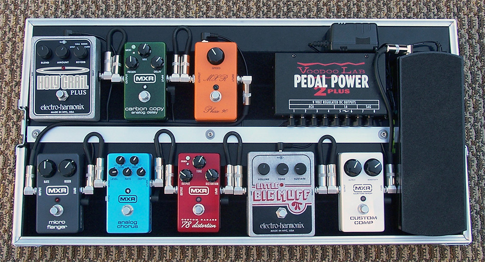 Custom Pedal Board #2 (Personal Project - Not For Sale) : custom pedalboard wiring - yogabreezes.com