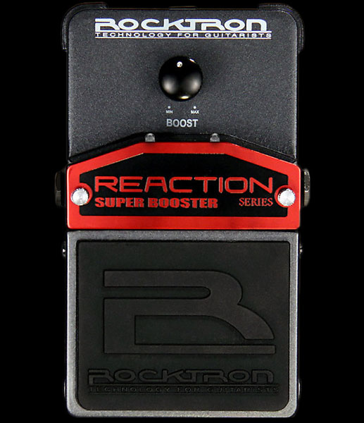 Rocktron Reaction Super Booster