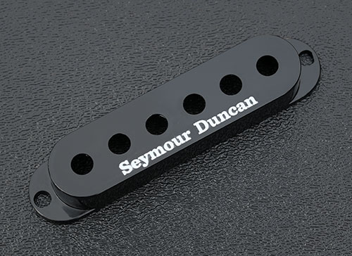 Seymour Duncan Black Logo Pickup Covers
