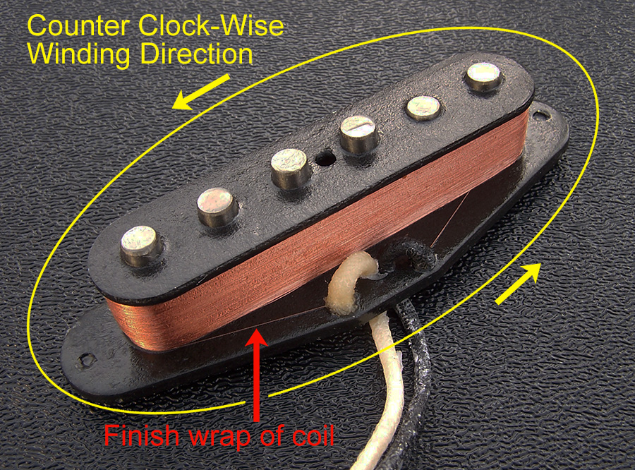 Determining Single Coil Winding Direction