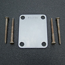 Genuine Fender Custom Shop '56 Relic Strat Neck Plate